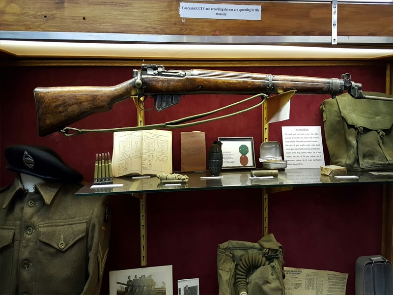 Lee-Enfield Rifle Number 4