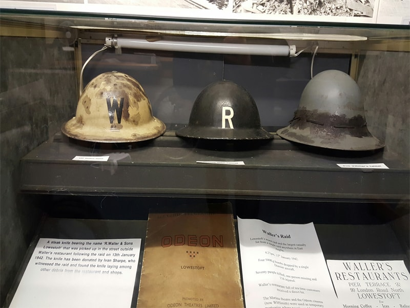 ARP and Civil Defence Helmets